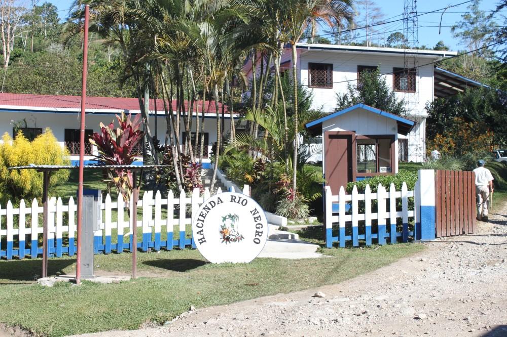 Mamé Noka Coffee Hacienda Rio Negro